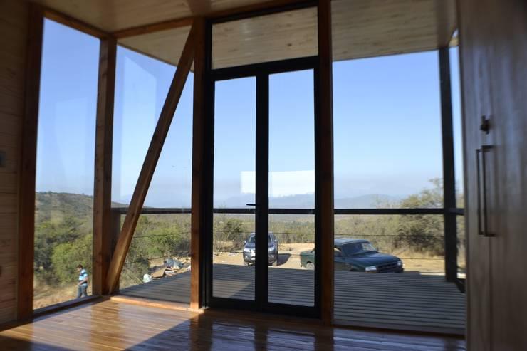 Vista: Dormitorios de estilo  por PhilippeGameArquitectos