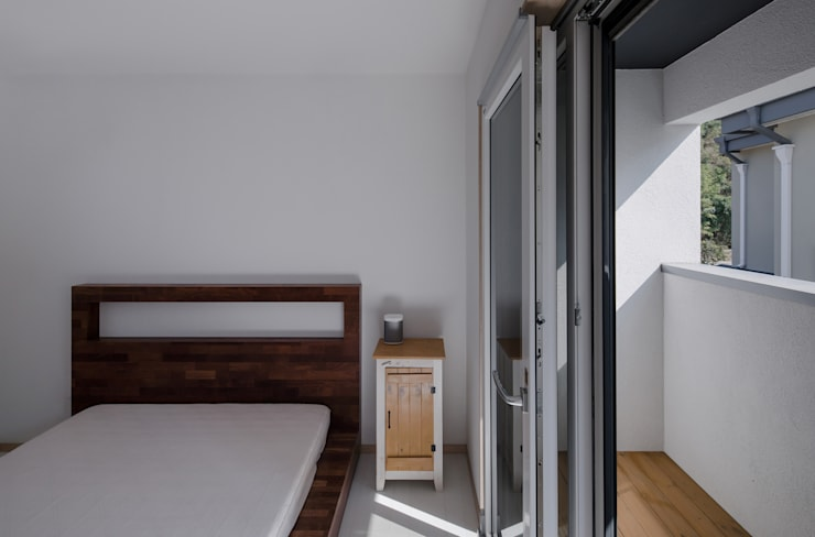 인천운서동주택: 위드하임의  방,