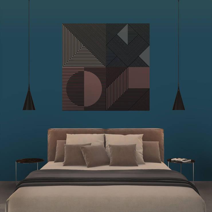 modern Bedroom by PanelPanel
