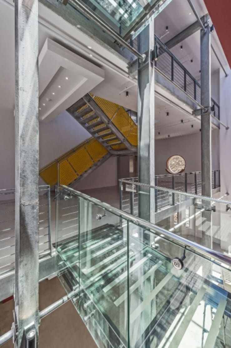 Renovations and Additions to the PE Opera House:  Event venues by The Matrix Urban Designers and Architects, Modern