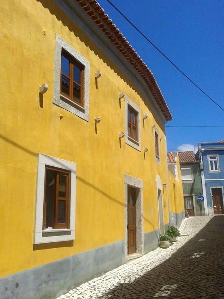 Mediterranean style house by Da Fabrica Mediterranean
