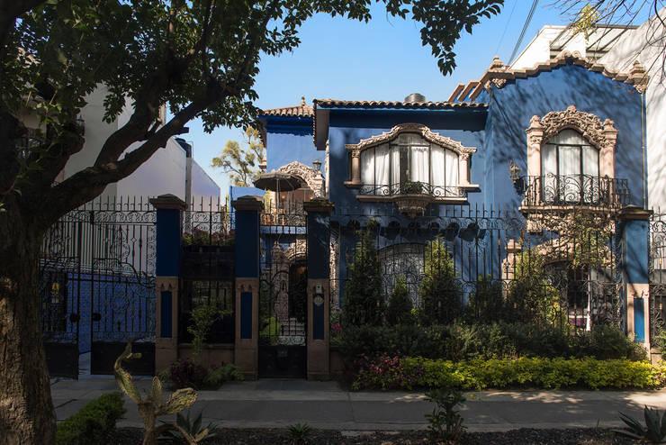 Houses by Germán Velasco Arquitectos , Modern