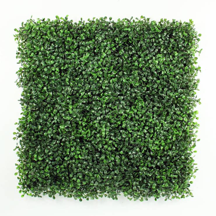 Artificial Boxwood Hedges Mat:  Balconies, verandas & terraces  by Sunwing Industrial Co., Ltd.