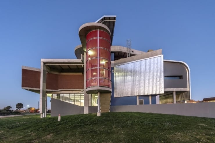 NMMU B Ed Foundation Phase Building:  Schools by The Matrix Urban Designers and Architects, Modern