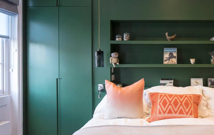 臥室 by Architecture for London