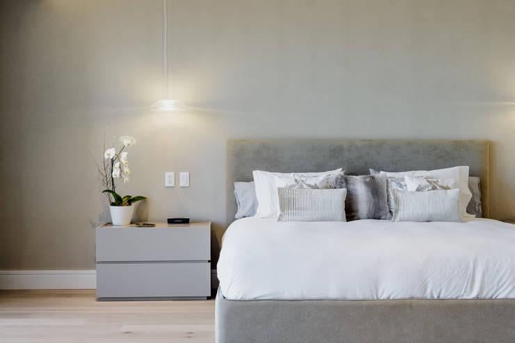 Slaapkamer door NIVEL TRES ARQUITECTURA