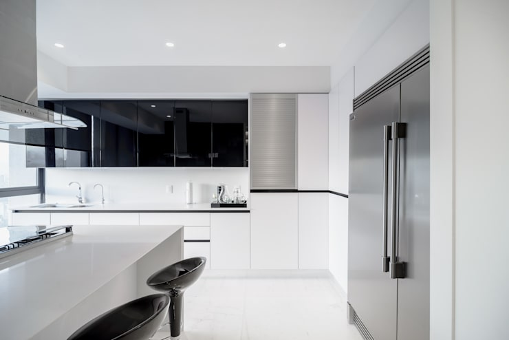 Kitchen by NIVEL TRES ARQUITECTURA