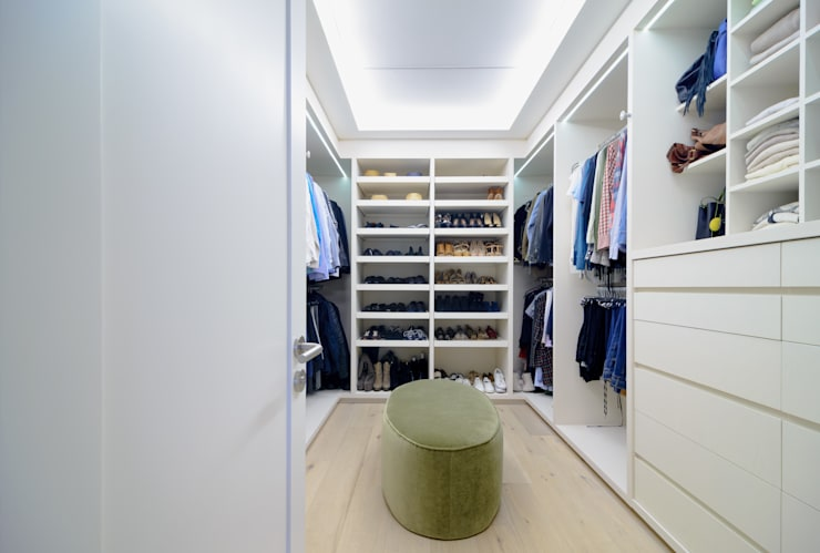Dressing room by NIVEL TRES ARQUITECTURA