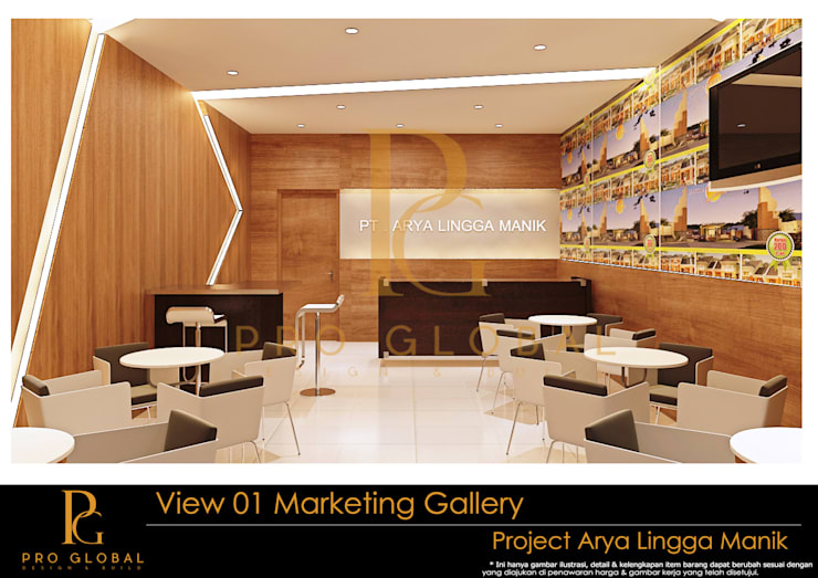 Marketing Gallery:   by Pro Global Interior