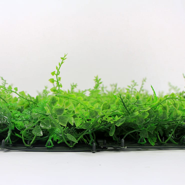 SUNWING Artificial Green Wall Panel G0602A038 For Frontstore Decor:  Offices & stores by Sunwing Industrial Co., Ltd.,Tropical Plastic