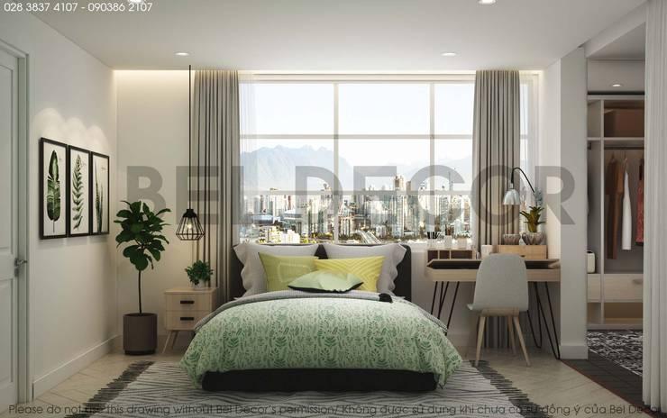 Project: HO17116 Penthouse/ Bel Decor:   by Bel Decor