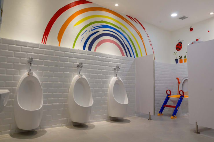 Kids Toilet:   by Roemah Cantik