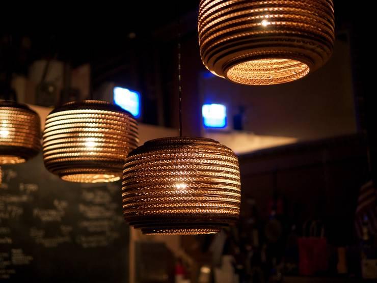 Alle lampen van Graypants:   door Studio Perspective, Industrieel Papier