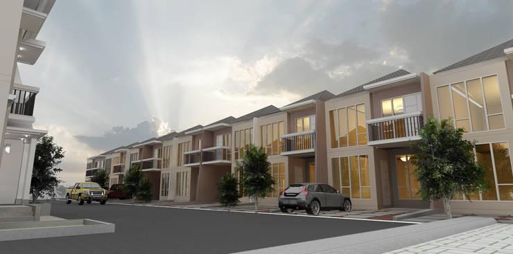 De Viva Residence:  Houses by Studio Slenpan
