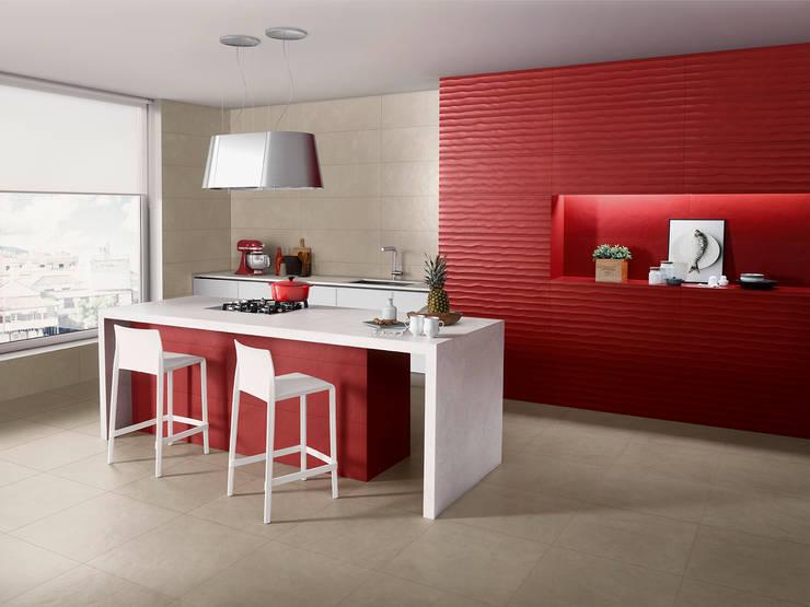 Küche von Love Tiles