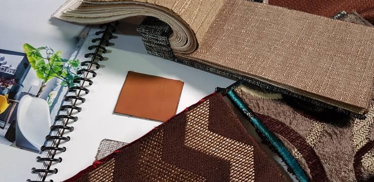 Inspiración:  de estilo  por decoplas textil