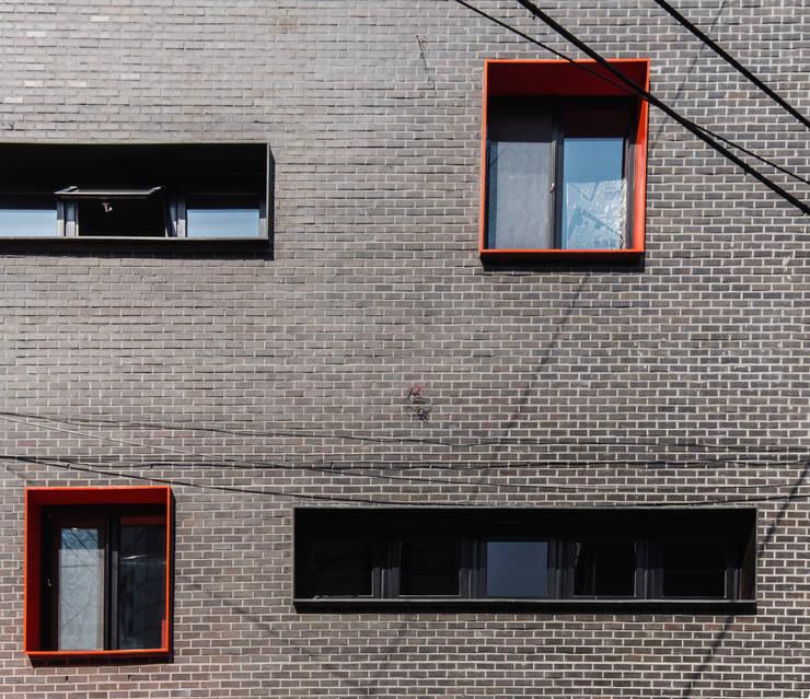 마포구 성산동 근린생활시설 및 단독(다가구)주택 신축공사: 집으로의  ,