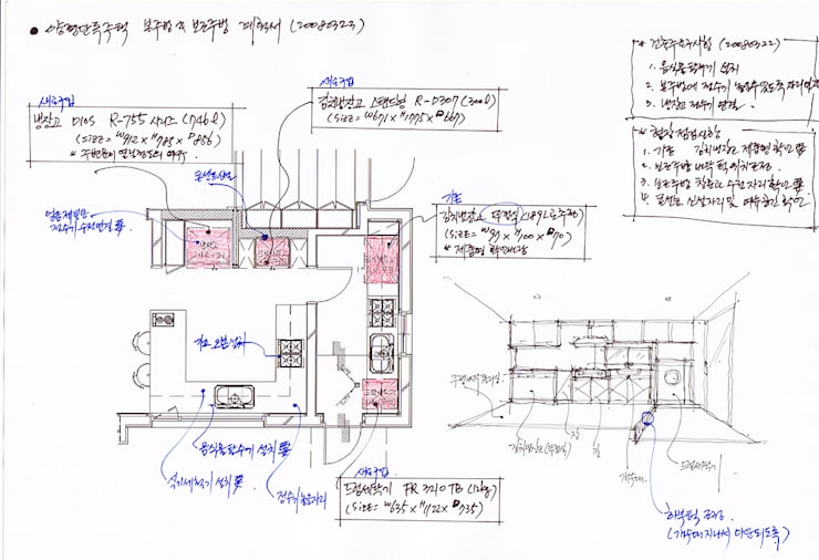 Escaleras de estilo  por (주)건축사사무소 예인그룹