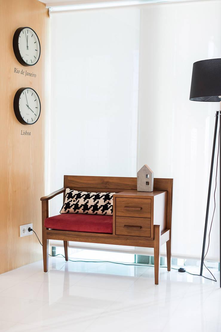 Apartamento T2 em Cascais - SHI Studio Interior Design by