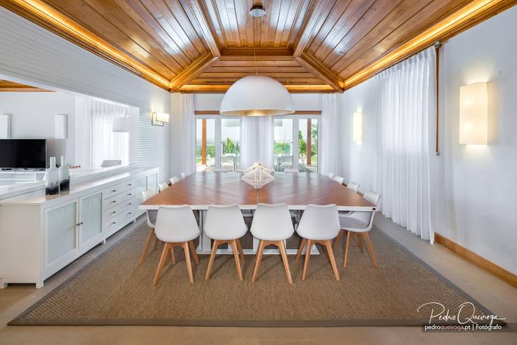 Sala de Jantar: Salas de jantar  por Pedro Queiroga   Fotógrafo