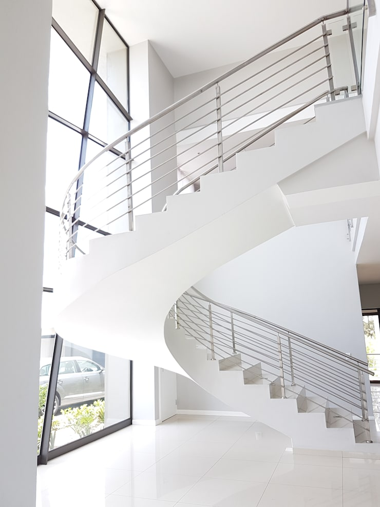 Stairs by AVR Architects