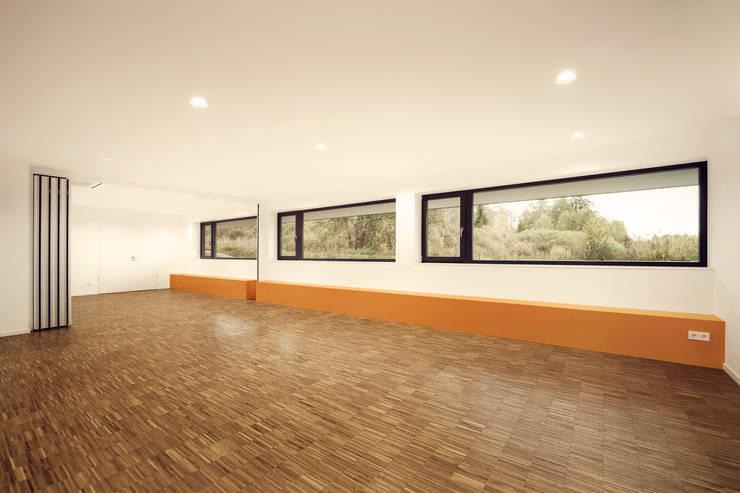 Begegnungshaus der Peter Maffay Stiftung und der Thomas Haffa Stiftung in Starnberg:  Fenster von WSM ARCHITEKTEN