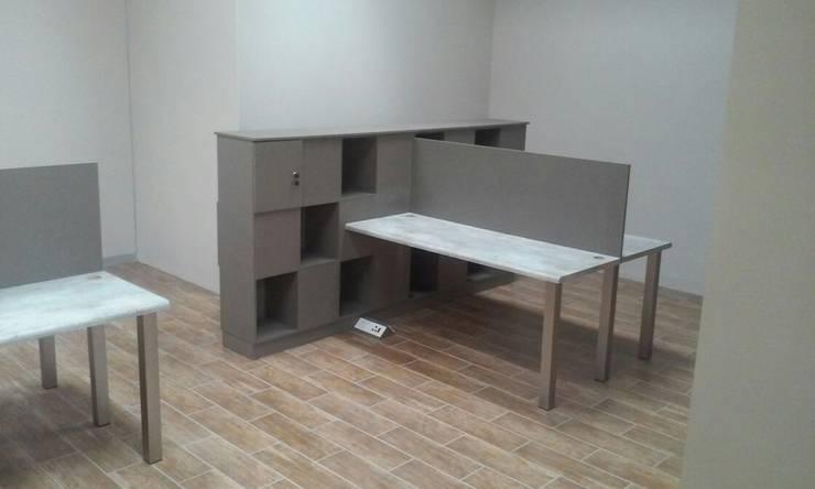 Office Furniture: modern  by Sunbird Interiors,Modern Wood-Plastic Composite