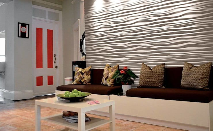 Dekorative 3d Wandpaneele LOFT DESIGN SYSTEM von Loft Design ...