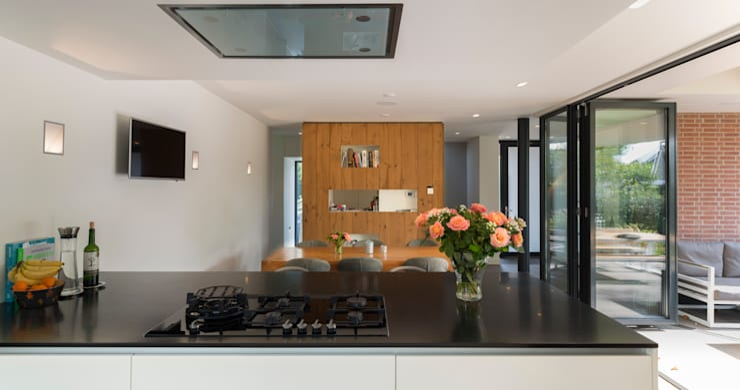 Woonkeuken: modern  door Architect2GO, Modern