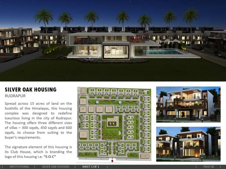 Silver Oak City (Villa Housing), Rudrapur:  Floors by amitmurao.com