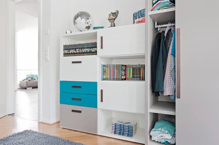 Jugendzimmer für einen Jungen - Gestaltung und Einrichtung von ...