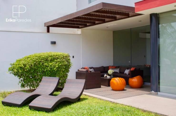 Terraza: Terrazas de estilo  por EPG  Studio