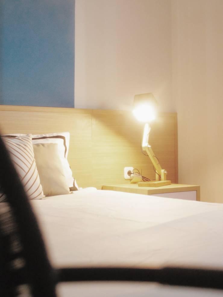 WPK Apartment:  Dapur by byatelier