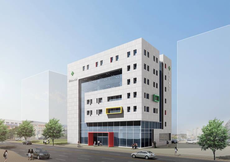전경: (주)건축&건축사사무소예일의  빌라,