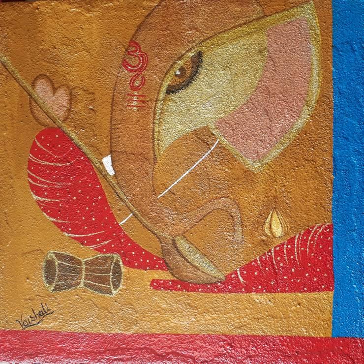 EkDant:  Artwork by Indian Art Ideas