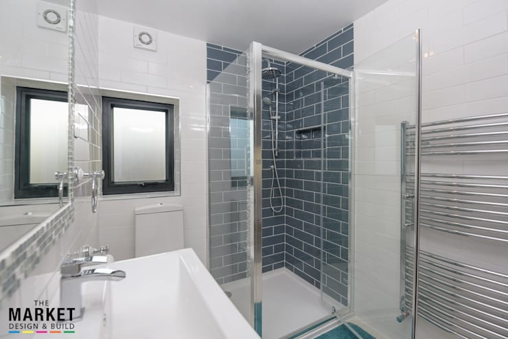 浴室 by The Market Design & Build