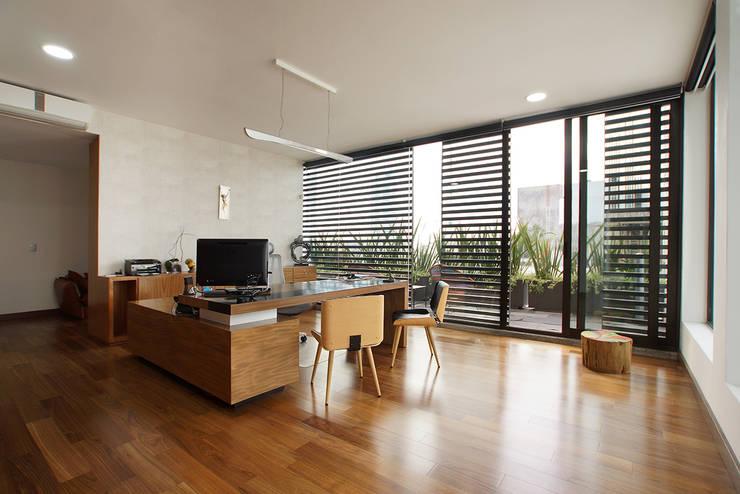 Phòng học/Văn phòng by Dionne Arquitectos