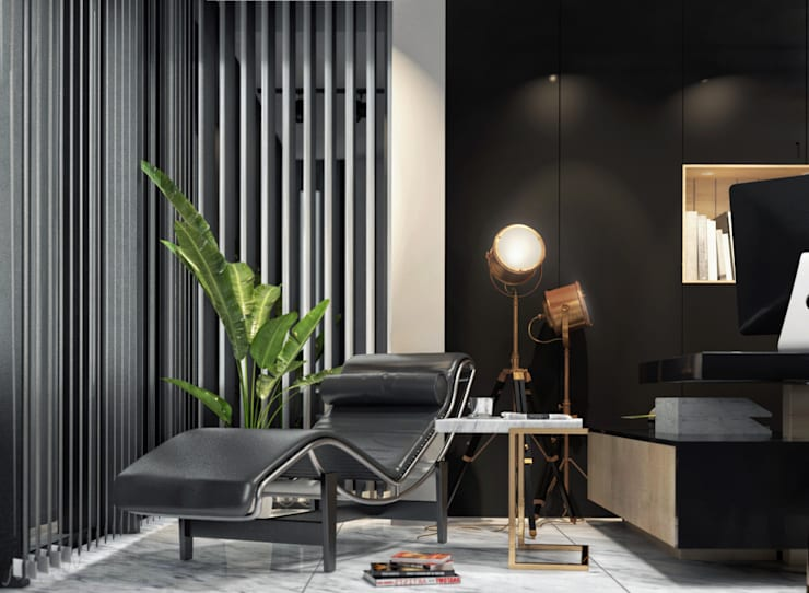Offices & stores by TK Designs