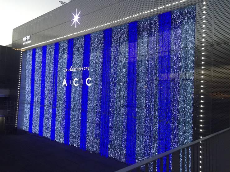 2016년 빅도어 조명: Lightners의  계단,모던