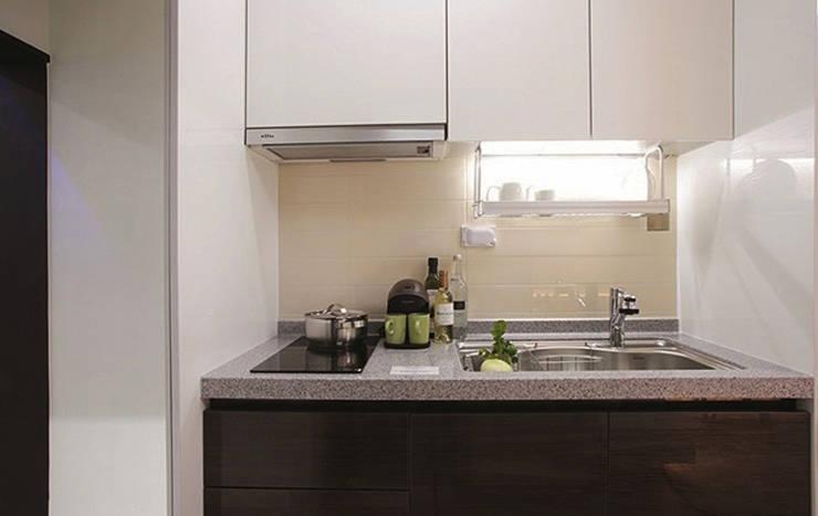 置入式廚房 by 에이프릴디아