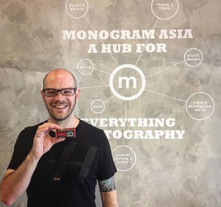 Monogram Asia:  Kantor & toko by ARAT Design