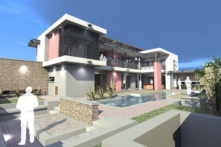 House P:   by ANTONIO DE FRANCA HOME DESIGNS