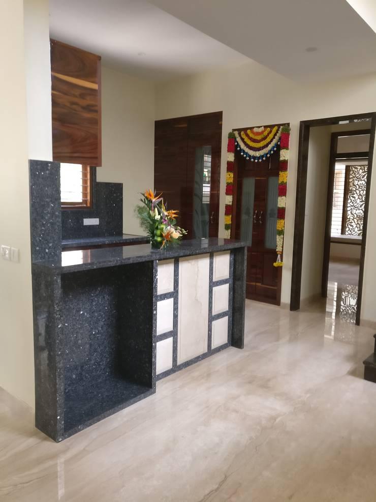 Kitchen : modern Kitchen by Geometrixs Architects & Engineers