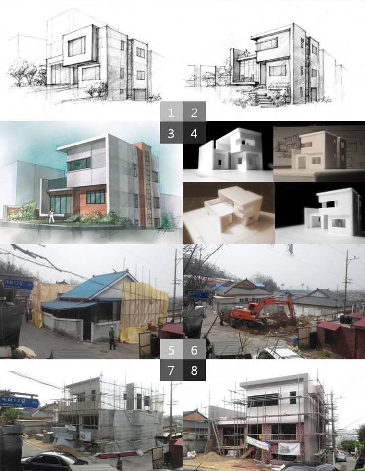 '2017 - 주택 ( Seoul ): CA space 의