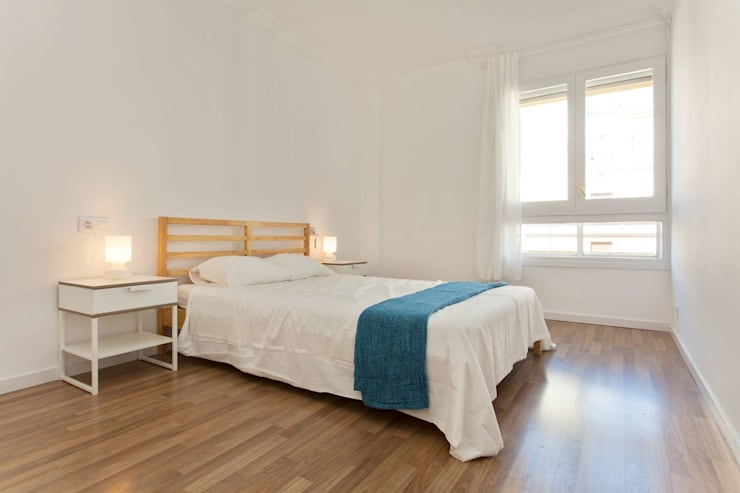 Kamar Tidur oleh Masquepintura, Modern