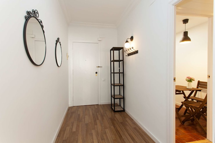 Koridor dan lorong oleh Masquepintura, Modern
