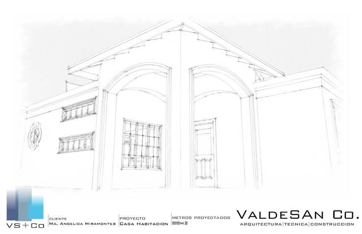 de estilo  por Aval Proyectos, Clásico