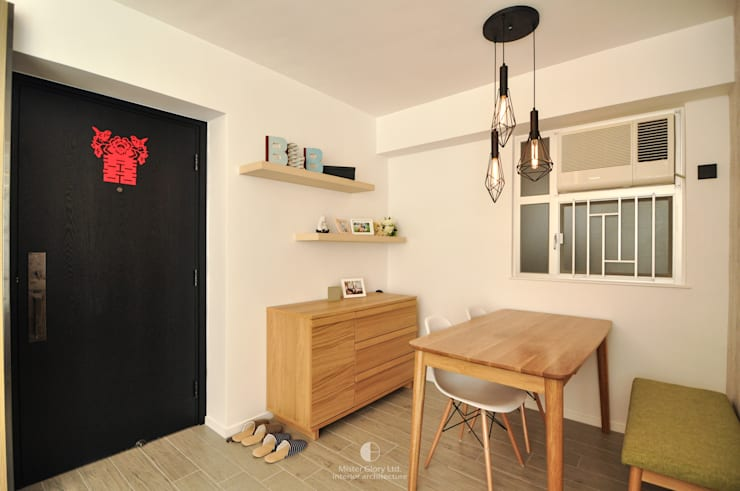4:  Dining room by Mister Glory Ltd