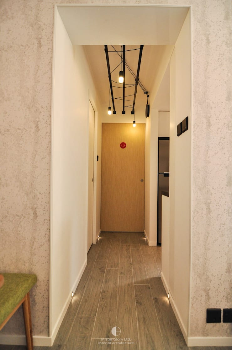 6:  Corridor, hallway & stairs  by Mister Glory Ltd