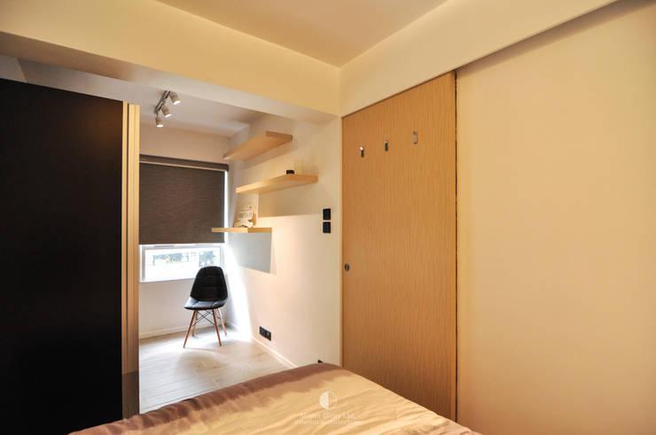 7: industrial Bedroom by Mister Glory Ltd